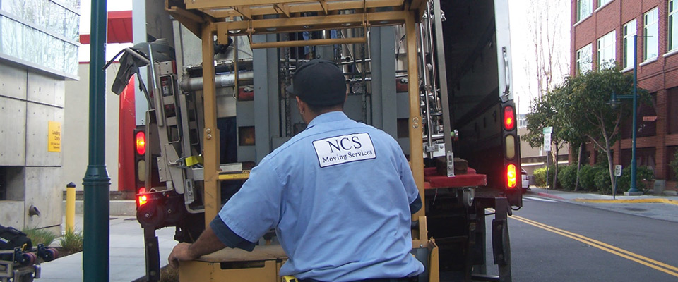 Crating and Shipping - NCS Moving Services